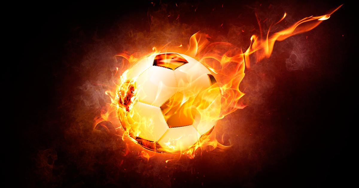 balon futbol gol