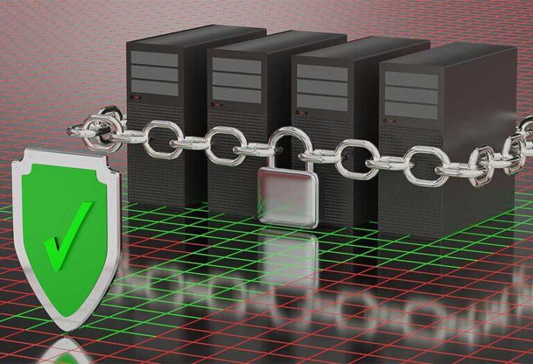 seguridad en internet sistemas candado