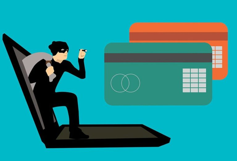 seguridad en internet hacker tarjetas