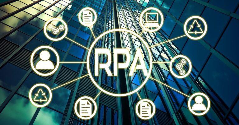 automatización robótica de procesos, rpa, aplicaciones rpa