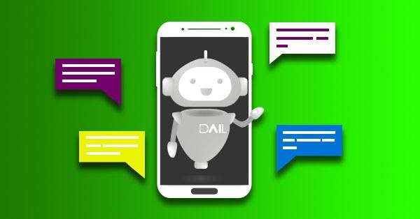 chatbot, chat, bot, conversación, hablar, tecnología, rpa. robotic, dail, dail software, software chat, chat room,