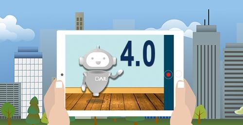 IPAD, ROBOT, IA, 4.0, CIUDAD,