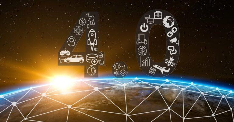 4.0, INDUSTRIA 4.0, TECNOLOGÍA, MUNDO, ESPACIO, INNOVACIÓN