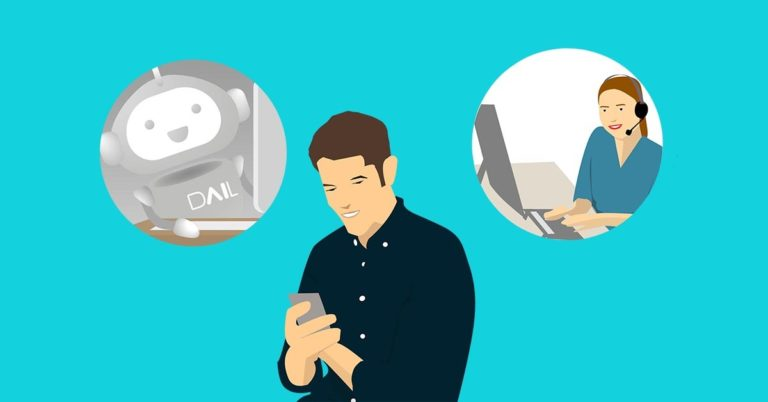 atención al cliente, teléfono móvil, robot, máquina, inteligencia artificial, atención al cliente, chatbot vs humano, chatbot