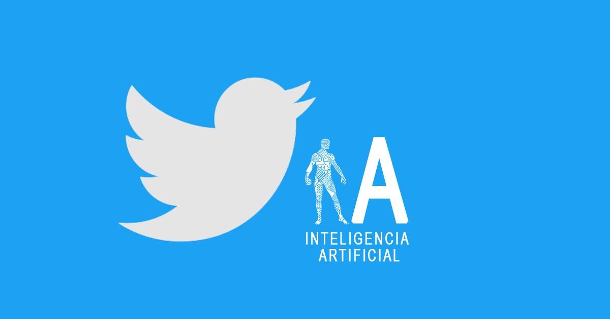 twitter, inteligencia artificial