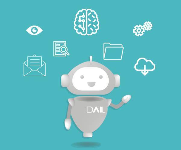 robotic process automation, cognitivo, mascota dail