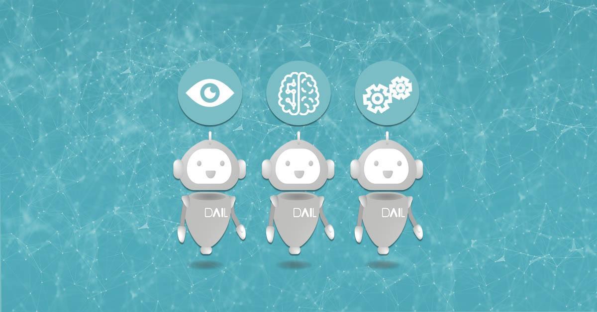 robotic process automation, INTELIGENCIA ARTIFICIAL, MASCOTA, COGNITIVO