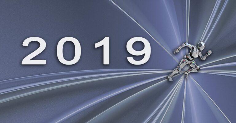 2019, robots, inteligencia artificial, ia, machine learning