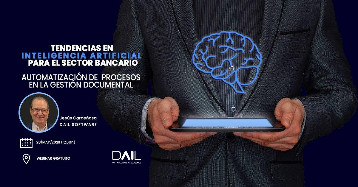 Webinar inteligencia artificial, inteligencia artificial sector bancario, zoom inteligencia artificial,