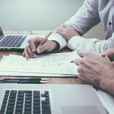 formas, planificación, finanzas, bolígrafo, profesional