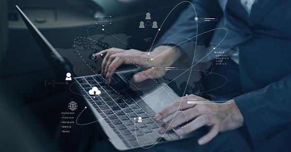 trabajo, internet, automatizar, sistemas informáticos, software